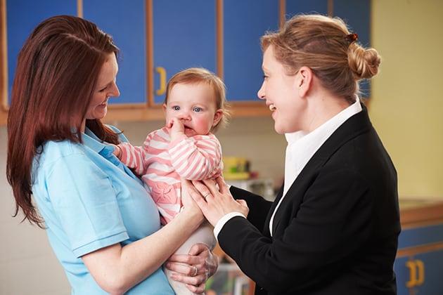 Kontrola po narodzinach i wizyta patronażowa po 8 tygodniach