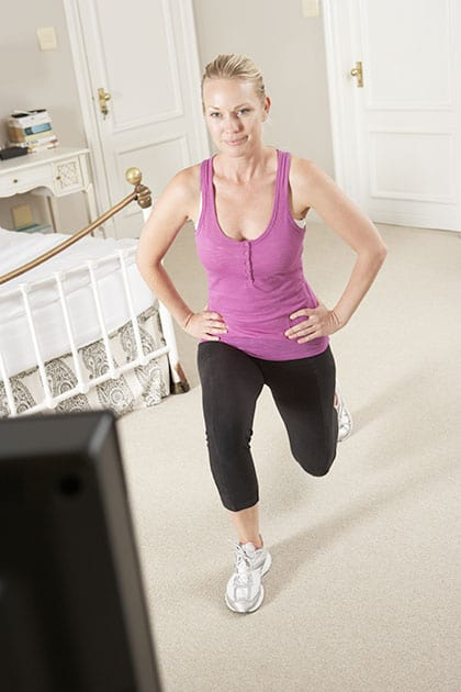 Ćwiczenia w trakcie ciąży