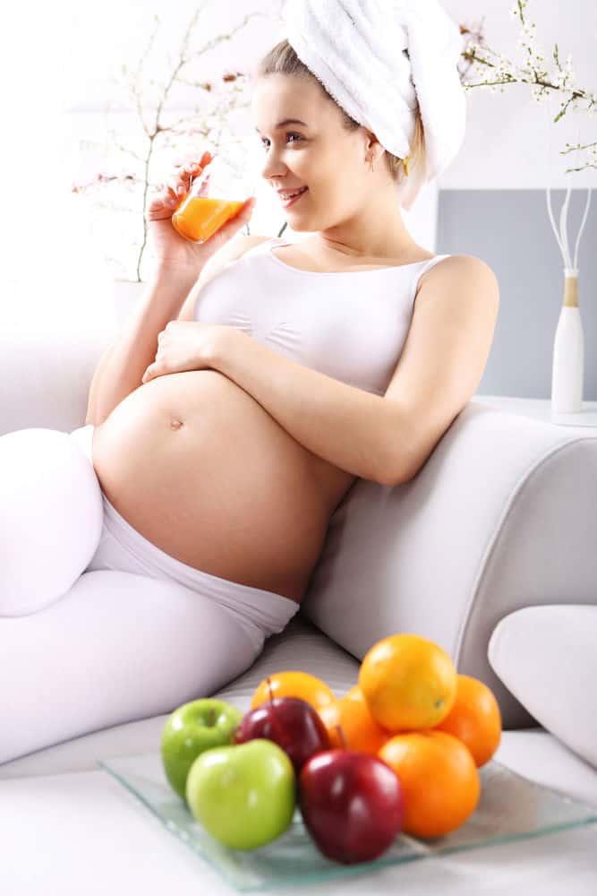 Dieta w czasie ciąży