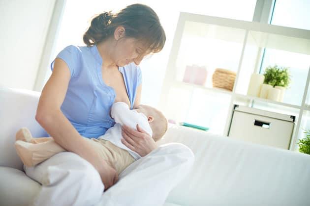 Korzyści płynące z karmienia piersią