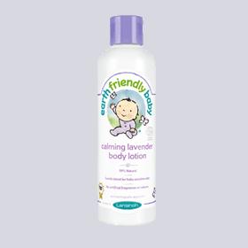 Łagodzący lawendowy balsam do ciała