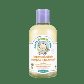 Szampon i płyn myjący 2 w 1 Radosna Mandarynka